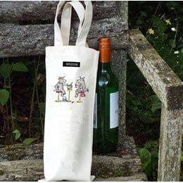 Wine Bag: Bottoms Up